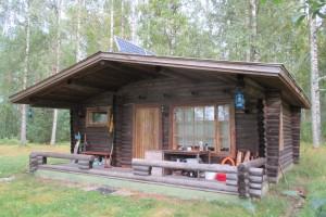 Vapaa-ajan asunto 80.000 €
