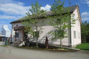 Entinen Uukuniemen kunnantalo