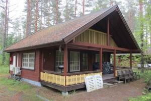 Vapaa-ajan asunto Kerimaassa 59.000 €